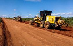 Estado vai asfaltar rodovia MT-240 entre Santo Afonso e Tangará da Serra