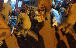 PMs espancam clientes de bar e atiram contra cabeça de mulher que caminhava na rua em Sorriso; soldados foram presos!
