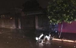 Jovem de 19 anos morre após bater moto contra muro em Tangará da Serra