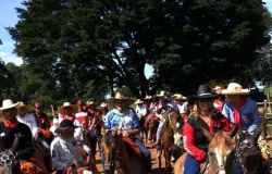 1ª Cavalgada da Comitiva 'Firme na Traia'