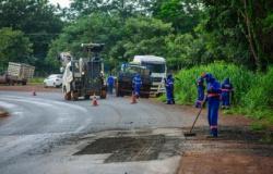 Governo recupera quase 600 km de rodovias na região de Tangará da Serra