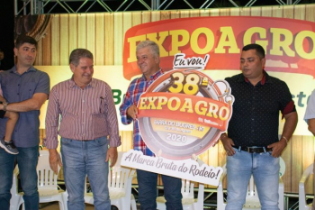 38° Expoagro e 42° festa do Peão foi lançada oficialmente em Barra do Bugres