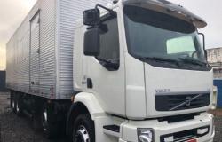 Bandidos armados rendem motorista na MT-249 e roubam caminhão de empresa tangaraense em São José do Rio Claro