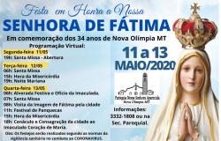 Festa em Honra a Nossa Senhora de Fátima