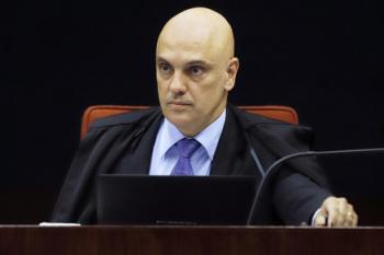 O ministro Alexandre de Moraes que autorizou o uso do recurso no combate ao novo coronavírus