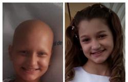 Menina de 12 anos precisa de ajuda para tratamento contra o câncer; veja como ajudar