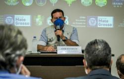 MT está sintonizado com Governo Federal para combate às queimadas e desmatamento ilegal, destaca vice-presidente
