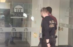 Tribunal de Contas é alvo de mandado da Polícia Federal na 16ª fase da Ararath