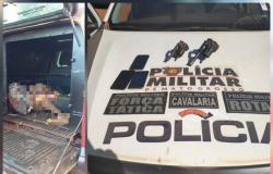 Bandidos que mataram vendedora de espetinhos são mortos em confronto com a PM em Brianorte