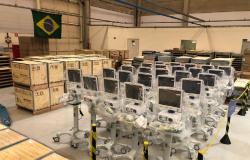 50 respiradores comprados pelo Governo do Estado chegam em Mato Grosso nesta semana
