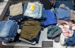 Polícia Civil recupera em Cuiabá R$ 10 mil em produtos furtados em Tangará da Serra