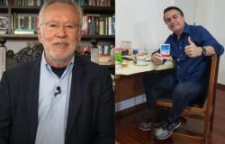 Na CNN, Alexandre Garcia diz que Bolsonaro é a comprovação da cloroquina (veja vídeo)