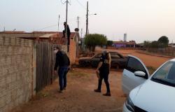 Operação contra facção criminosa prevê cumprir mandados de prisão em Campo Novo e outras 13 cidades de MT e GO