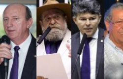 VETO MANTIDO - Três deputados e 3 senadores de MT votam contra reajuste para servidores