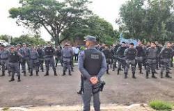 """Operação """"Ostensividade Total"""" reforça policiamento até outubro"""