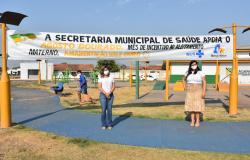 Secretaria de Saúde fecha Agosto Dourado - Mês de incentivo ao aleitamento materno.