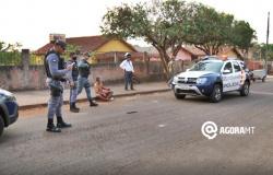 Inquilino não aceita ser cobrado e esfaqueia proprietário de imóvel em Tangará da Serra