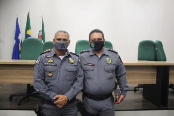 Coronel Lara Filho assume comando da Polícia Militar de Tangará da Serra
