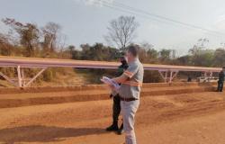 Polícia Militar Ambiental de Barra do Bugres realiza visita a uisa e atesta suas práticas de sustentabilidade
