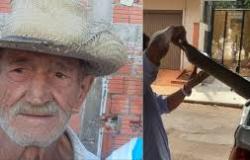 Polícia Civil elucida crime e prende casal que matou idoso para roubar TV em Tangará da Serra