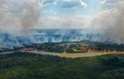 Especialistas esperam poucas chuvas e incêndios devem continuar no Pantanal