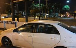 Motoristas são detidos alcoolizados e em alta velocidade na área central de Tangará da Serra