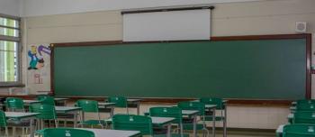 Estado prepara retorno das aulas presenciais em novembro