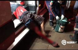 Briga durante bebedeira termina com 3 jovens esfaqueados em Tangará da Serra