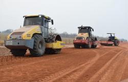 Mato Grosso terá 4,7 mil km de obras de asfalto novo e recuperação de rodovias até o final deste ano