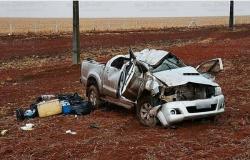 Quatro acidentes são registrados entre Nova Mutum e Posto Gil neste domingo (11)