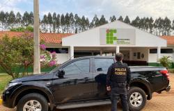 ATUALIZAÇÃO: Com 12 mandados, PF realiza 'Operação Cirumitus' em Campo Novo e Cuiabá