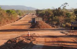 Obras na MT-343 já favorecem a economia da região de Porto Estrela, Cáceres e Barra do Bugres