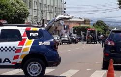 Homem morre e outro fica ferido em tentativa de roubo em MT