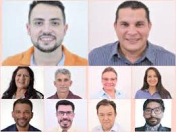 Partidos aliados de Vander Masson elegeram 10 dos 14 vereadores; destaque para PODEMOS e PSDB