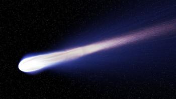 Imagem ilustrativa de um cometa- Pixabay