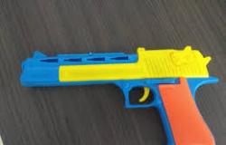 Adolescente de 14 anos usa arma de brinquedo para tentar roubar comércios em Tangará da Serra