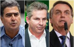 PESQUISA IBOPE - Veja como Cuiabá avalia as gestões Emanuel, Mendes e Bolsonaro