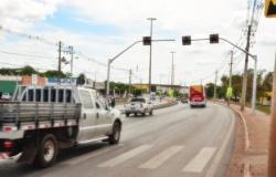 EM CUIABÁ - Novos radares vão multar pela velocidade média dos veículos