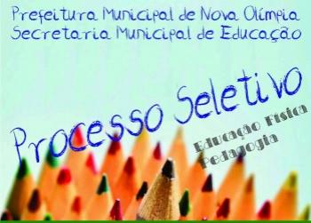 Nova Olímpia lança Edital do Processo Seletivo Simplificado para Contratação de Professores