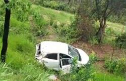Acidente na Serra dos Parecis provoca morte de motorista