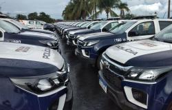 Governo de Mato Grosso entrega 250 viaturas na próxima sexta-feira (22)