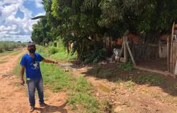 Vereador Silvano dos Teclados pede construção de galeria de águas pluviais no bairro Aeroporto