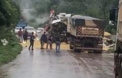 Acidente deixa 1 morto e 5 feridos em MT