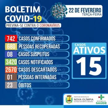 Boletins divulgados pela Secretaria de Saúde (Imagem: Reprodução)