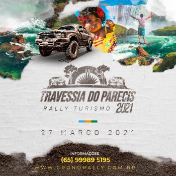 Campo Novo do Parecis promove inédito Rally Turismo Travessia do Parecis em cenário incrível, saiba mais sobre o evento