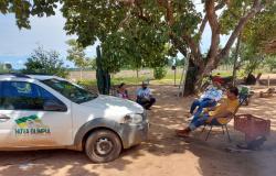 Equipe Volante do CRAS e Secretaria de Agricultura realiza visita aos assentamentos rurais