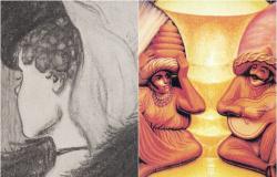 Ilusões ópticas que revelam muito sobre o seu carácter