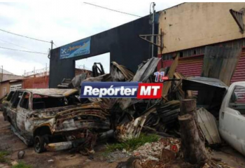 Família cuiabana participou do Domingo Legal uma semana antes de oficina pegar fogo