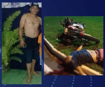 Acidente no trevo do Alto Paraguai deixa vítima fatal