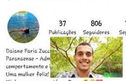 Preso por estelionato usou fotos de colega de trabalho em perfil falso na internet